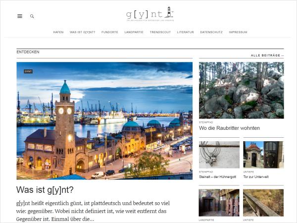 gynt - online-illustrierte