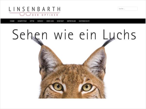 Linsenbarth - Der Optiker