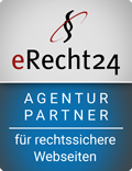 Webdesign Agenturpartner eRecht24