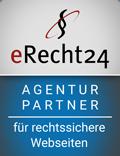 Webdesign Agenturpartner eRecht24