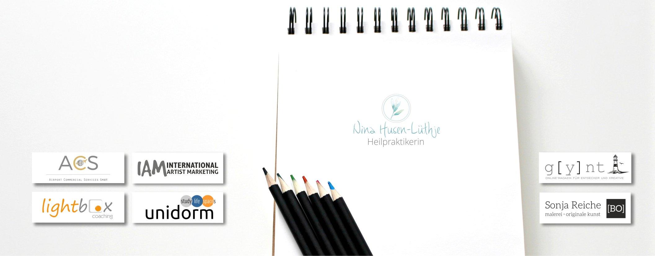 Logo Design | landundhafen.de
