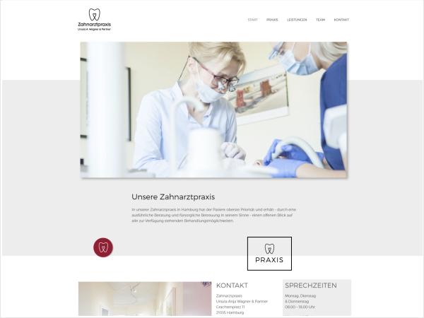 Zahnarztpraxis Ursula Anja Wagner - Hamburg