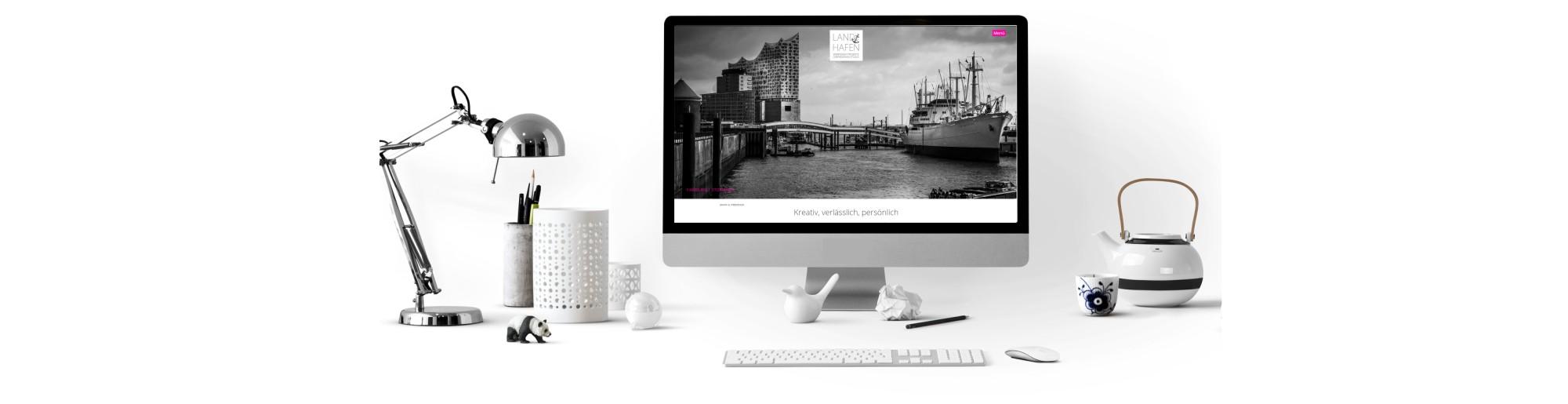 Studio Land und Hafen - Webdesign & Grafik