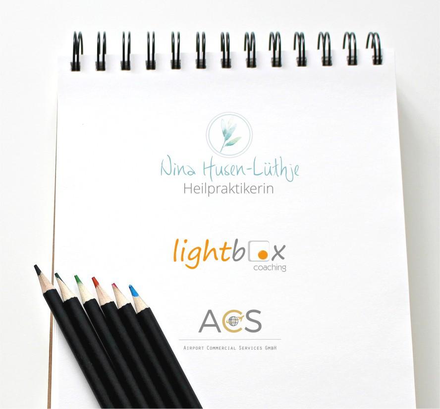 Land und Hafen - Logo Design und Corporate Design