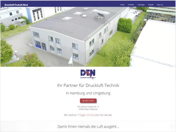 Druckluft-Technik-Nord Projekt Land und Hafen