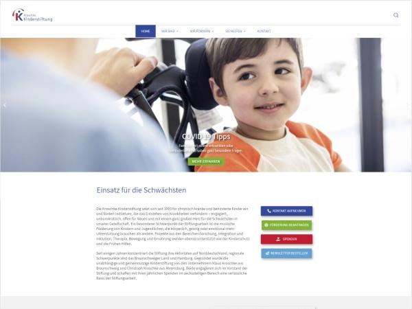 Kroschke Kinderstiftung - Projekt von Land & Hafen