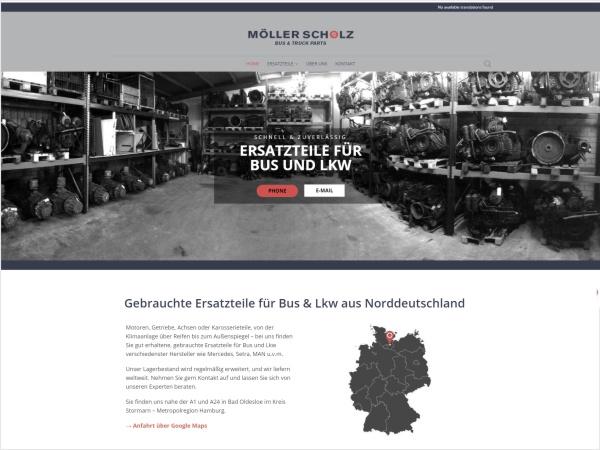 Moeller-Scholz-GbR - Webdesign