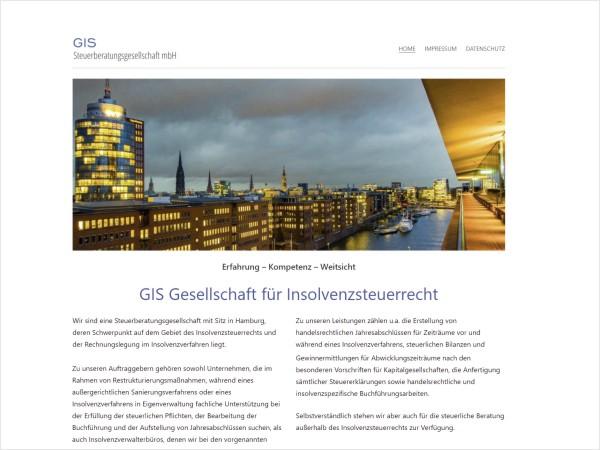 GIS - Webdesign Land und Hafen