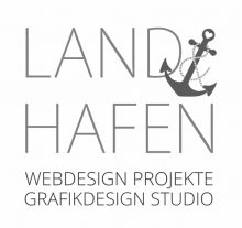 Land & Hafen - Webdesign Projekte und Grafikdesign Studio